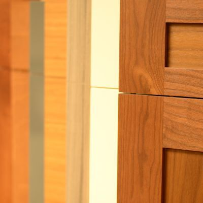Come see a huge variety of doorstyles, colours, and materials for all you cabinetry needs.