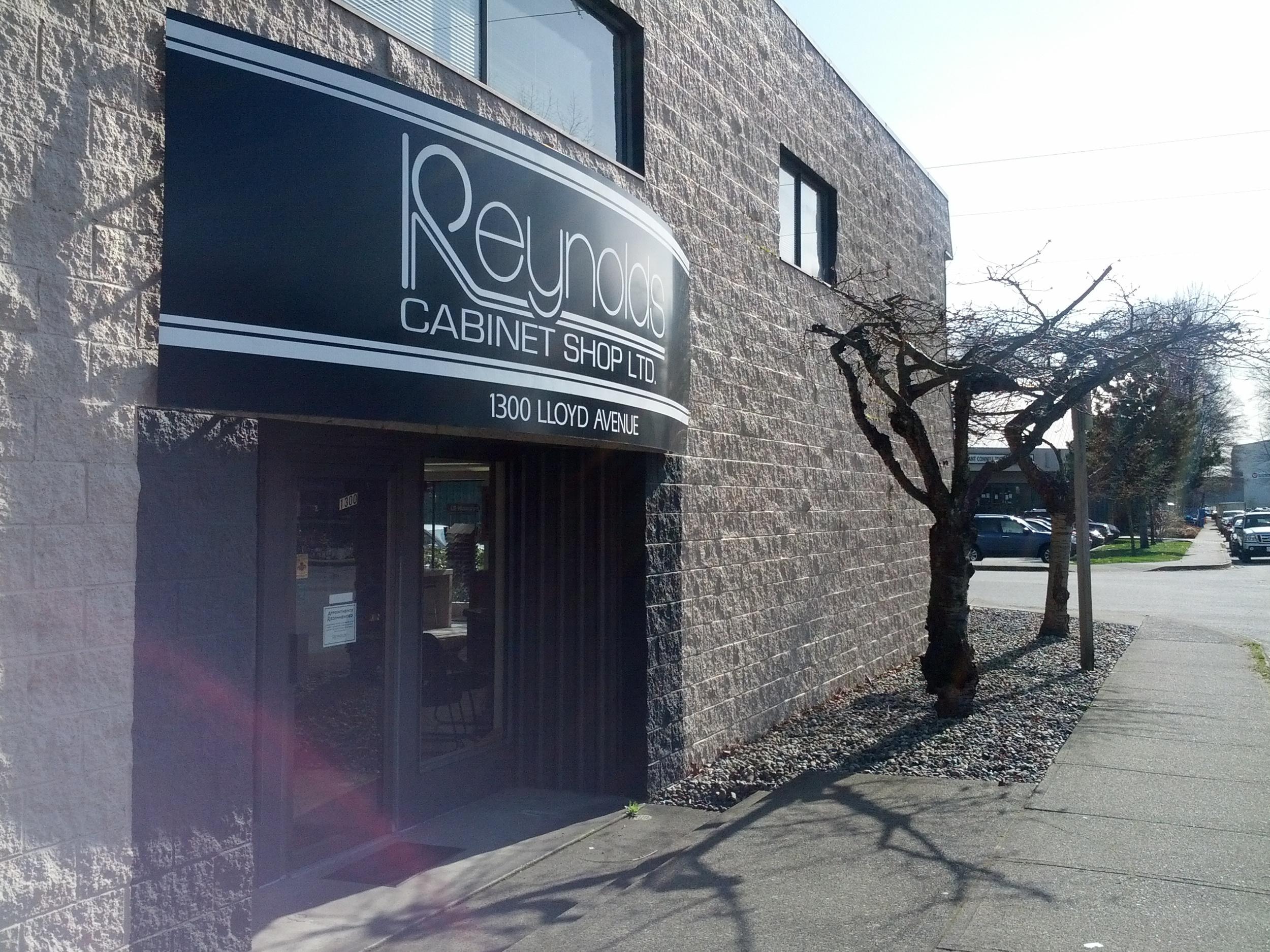 Reynolds Cabinet Shop storefront.png