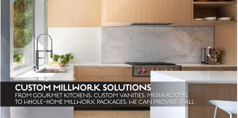 millwork north vancouver