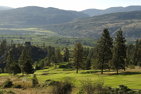 Fairview Mountain Golf Course, Oliver BC