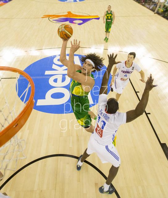 2014 FIBA Basketball World Cup. EGY vs SRB.