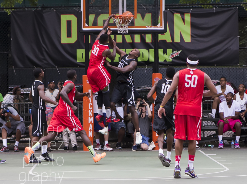 The Dyckman tournament is one of my favorite stops in any given NYC summer.