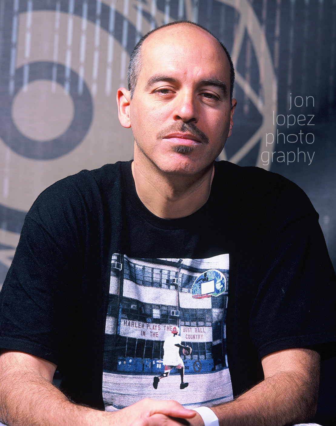 Iconic sneaker head (he literally wrote  the  book on it,  Where'd You Get Those?!),  world famous DJ, legendary handle wizard, and extraordinary independent documentary filmmaker Bobbito Garcia aka Kool Bob Love, shot on Fuji Provia 100.