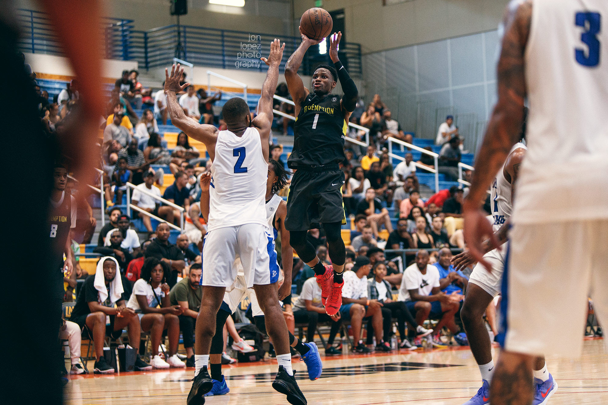 The 2018 Drew League championship lived up to all the hype in Los Angeles, CA.