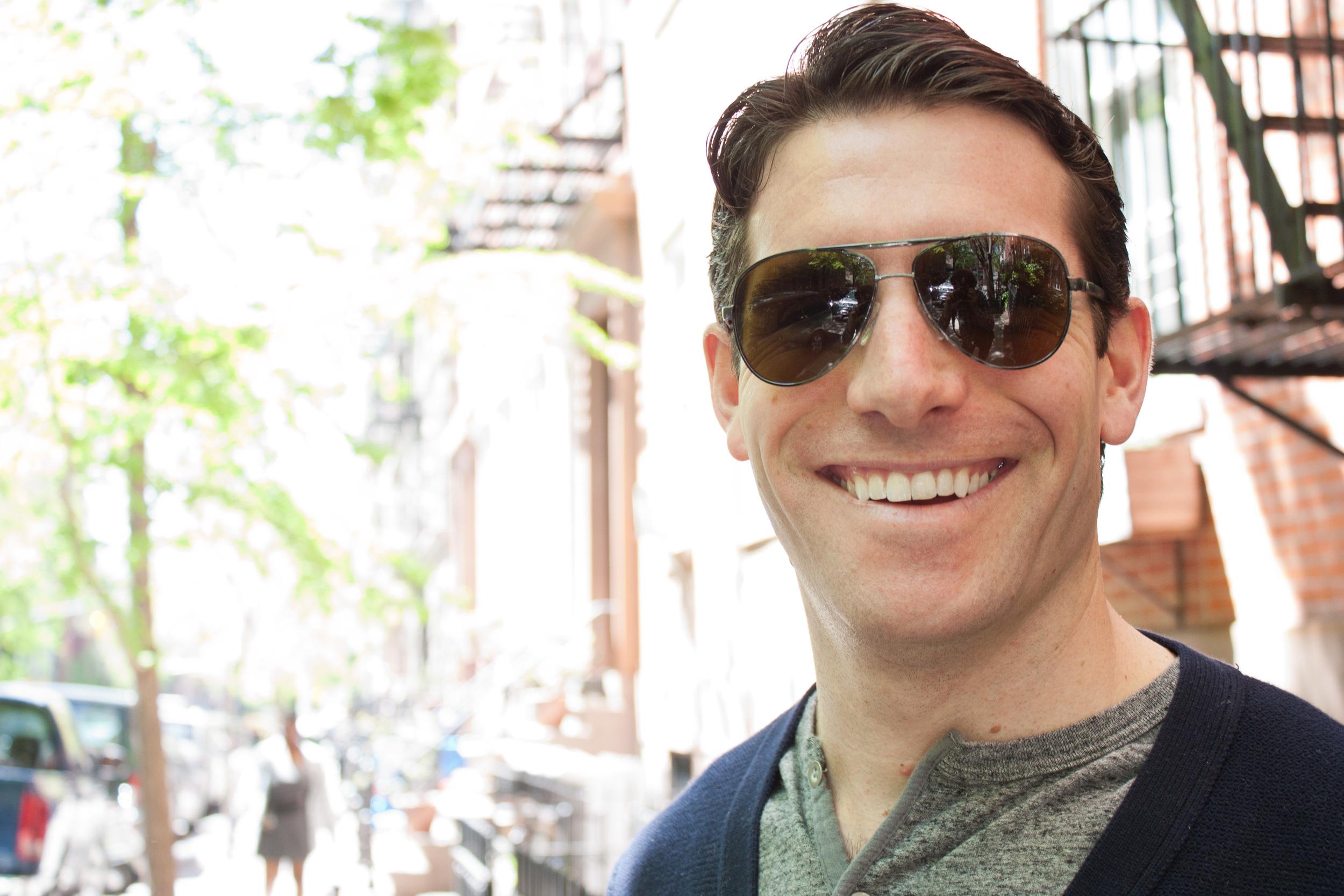 Marc / Grad Student / New York City, USA