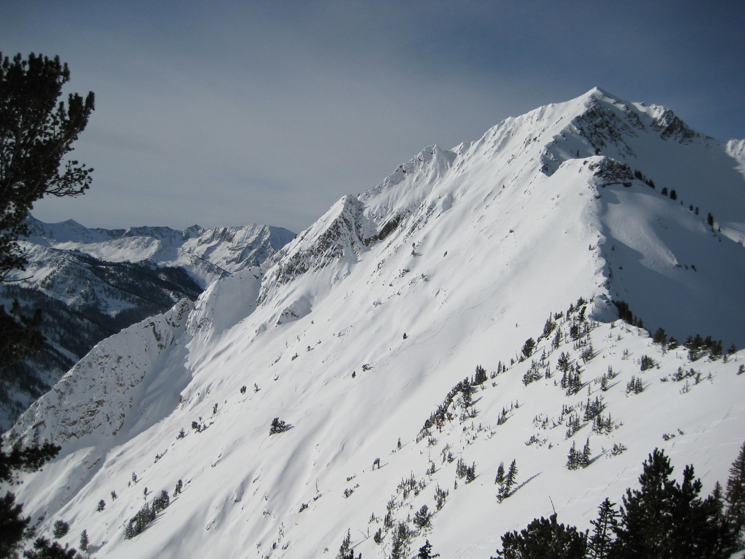 Mount Superior.