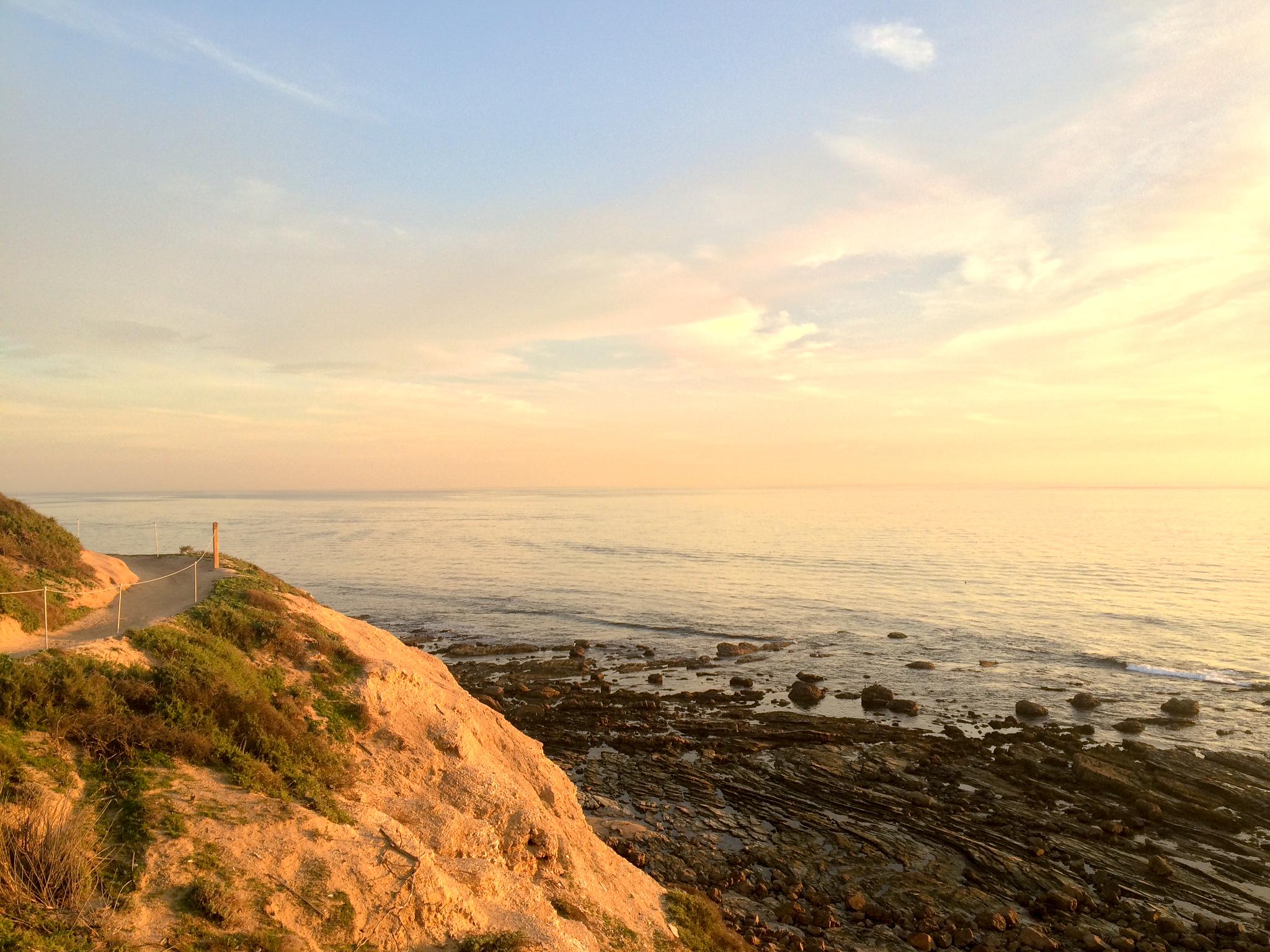 Looking towards Laguna.