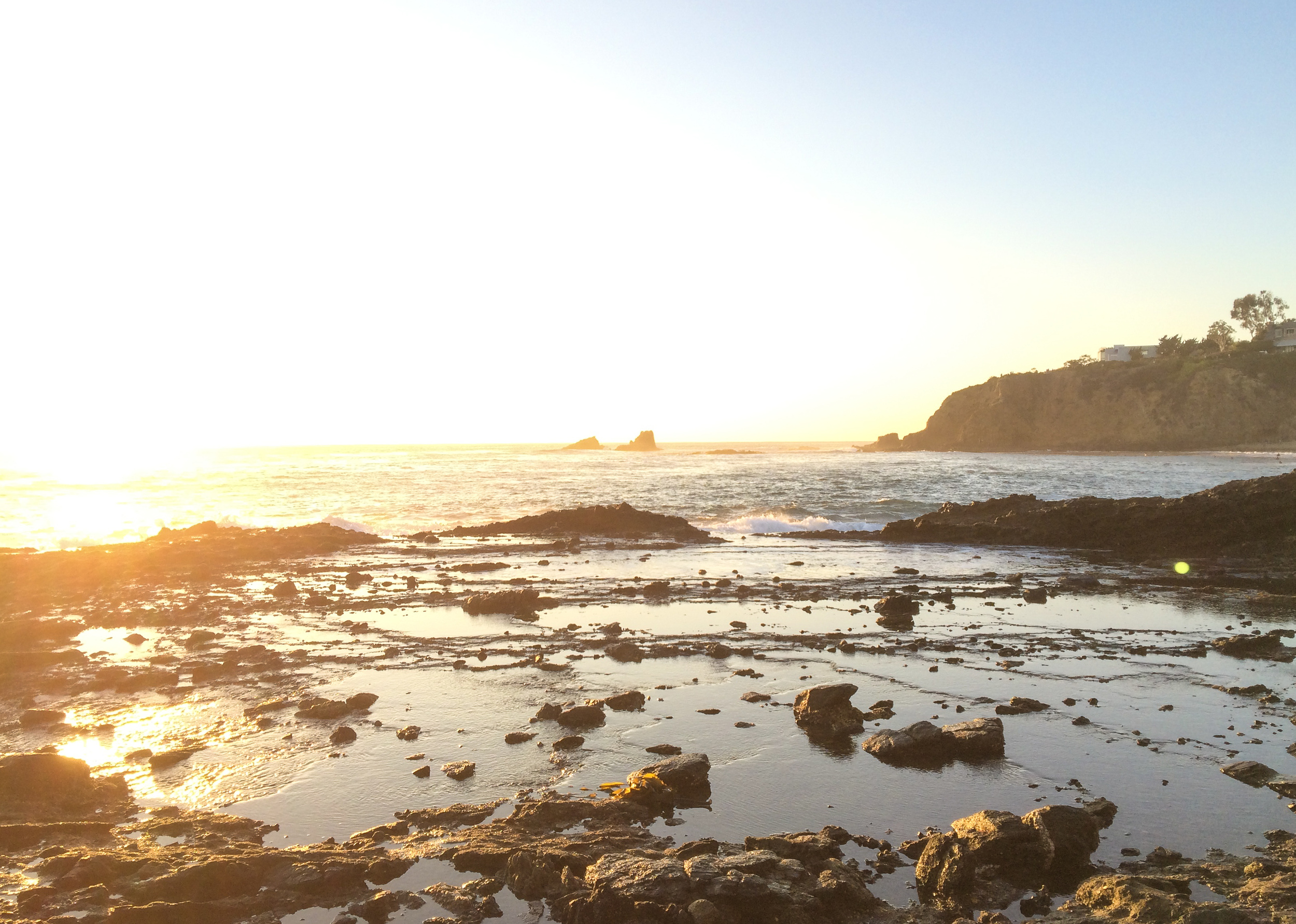 Seal Rock in the distance.