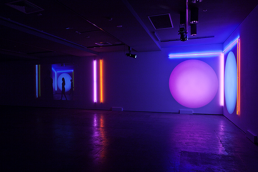 Luminal Sequences  , 1971, remade 2011 [copyright Peter Kennedy]