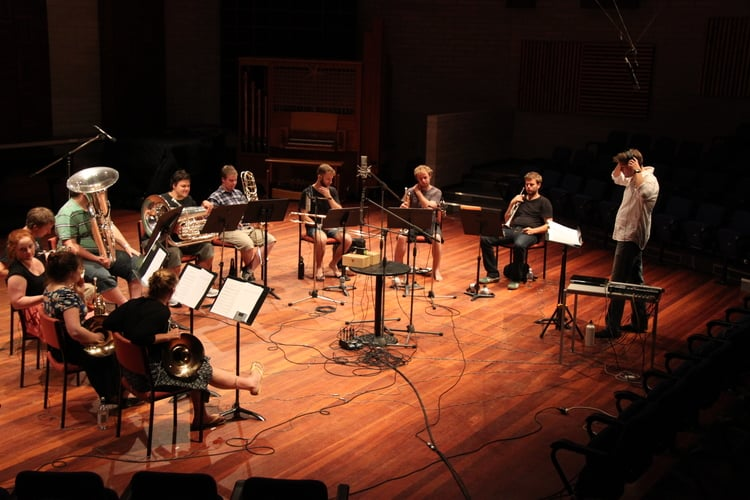 Brass recording sessions -  Sororal