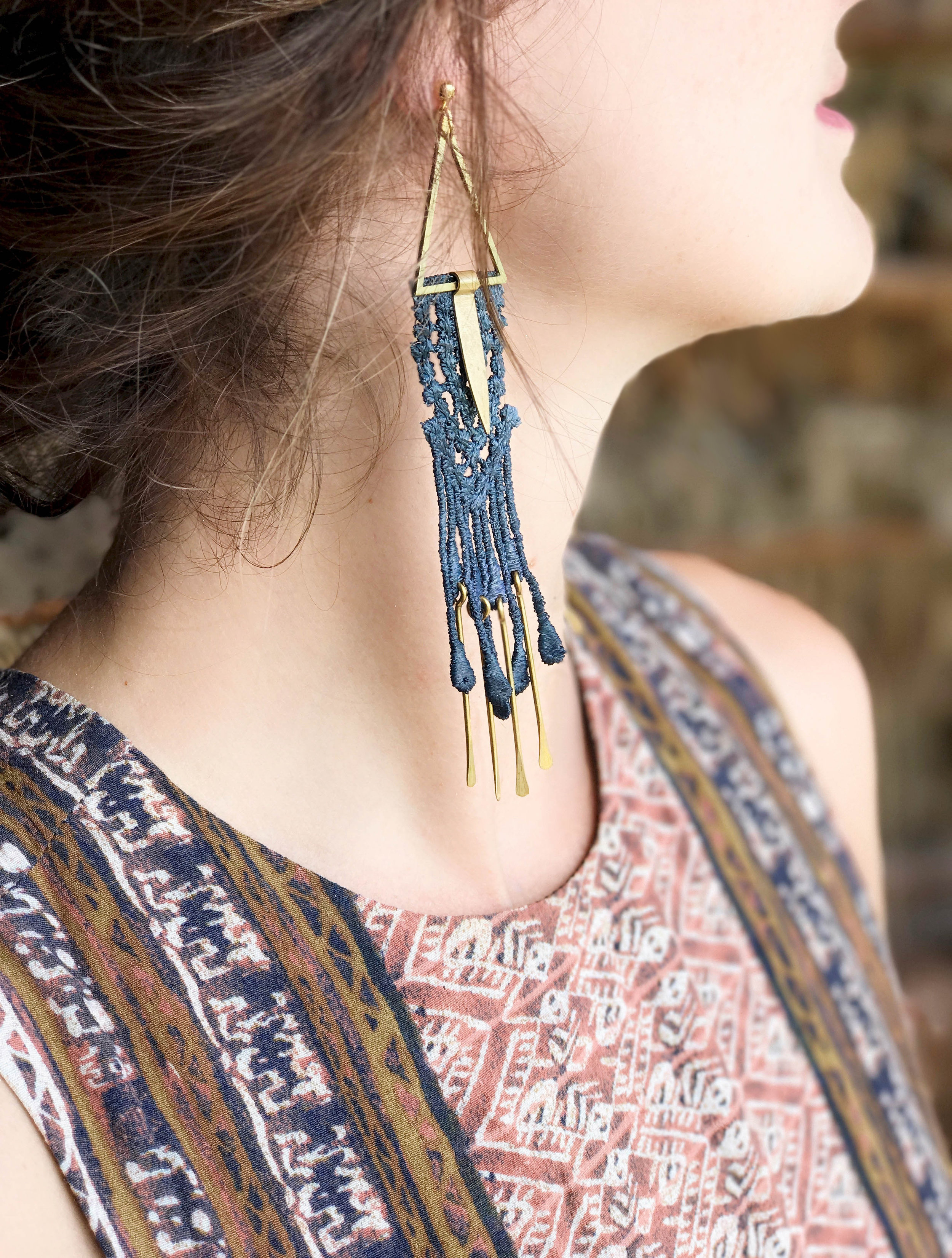 Parlay earrings  (click here for details)