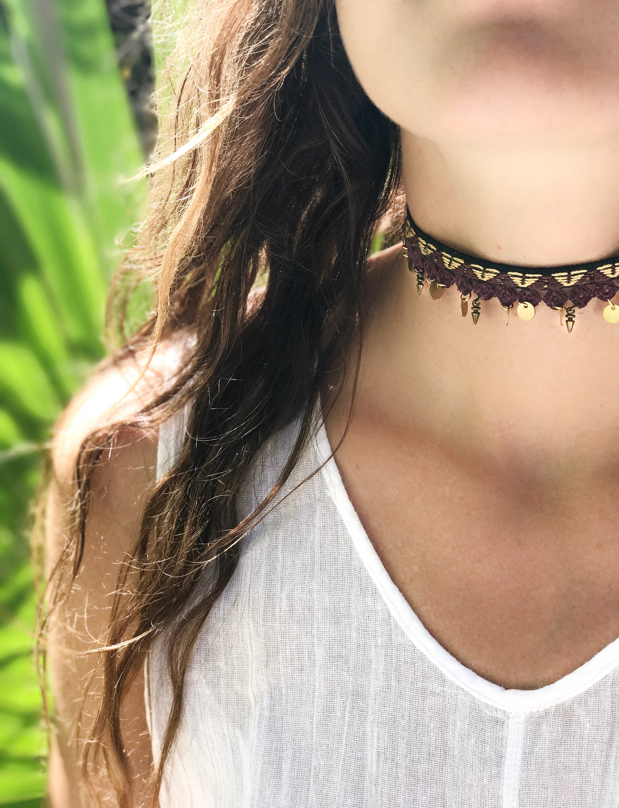 Ace choker  (click here for details)
