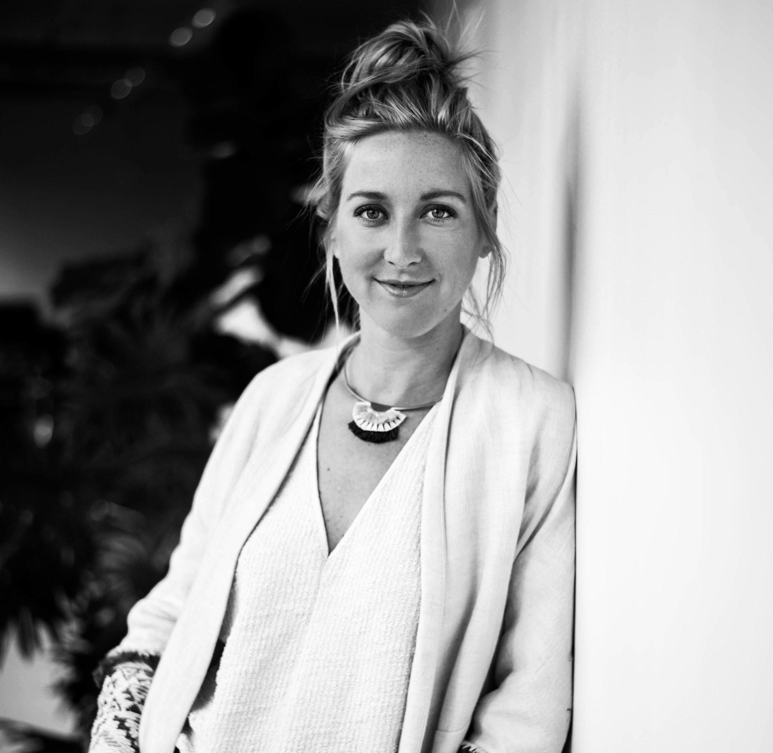 Tamara Bavdek  (Photo by Gaëlle Leroyer  )