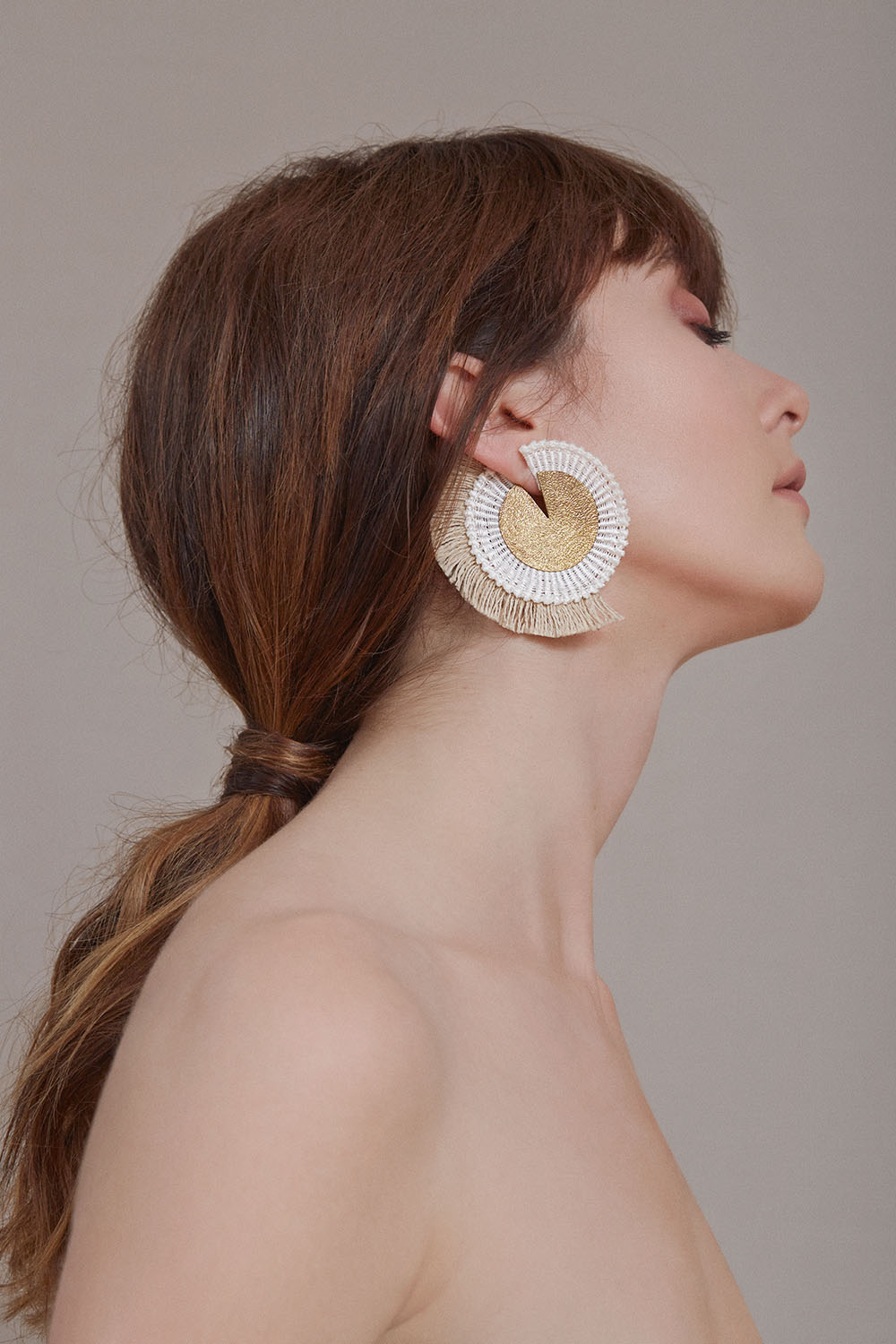 Savannah earrings (click here for details)