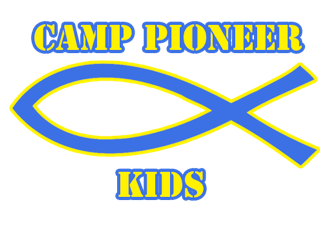 Camp Pioneer Kids logo