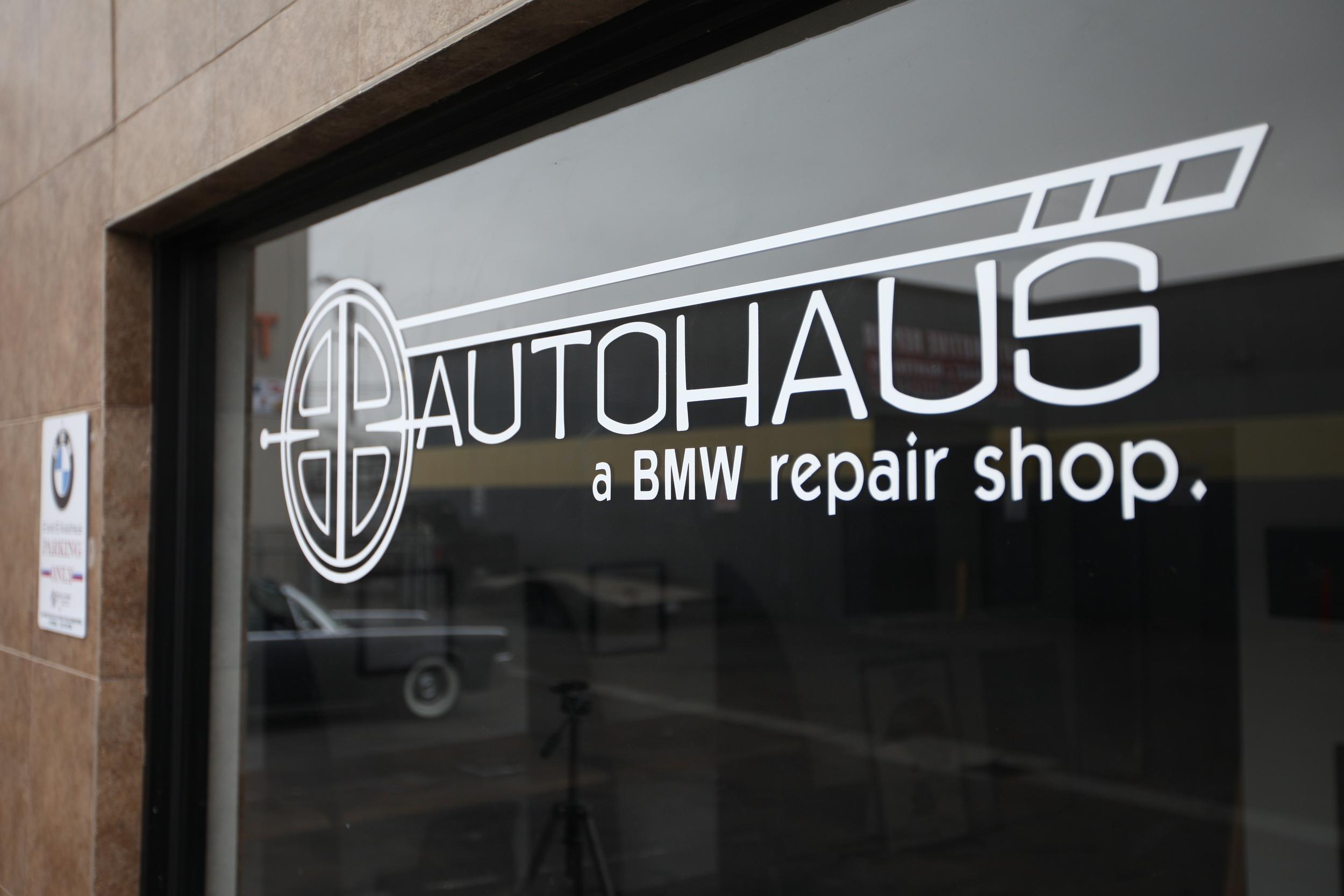 B and B Autohaus BMW Shop San Diego