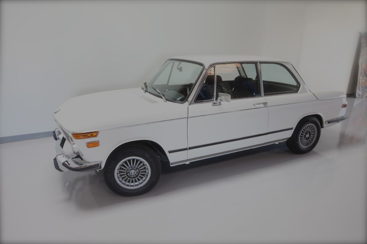 1972 BMW 2002 at B and B Autohaus 7905 Balboa Avenue San Diego Ca 92111