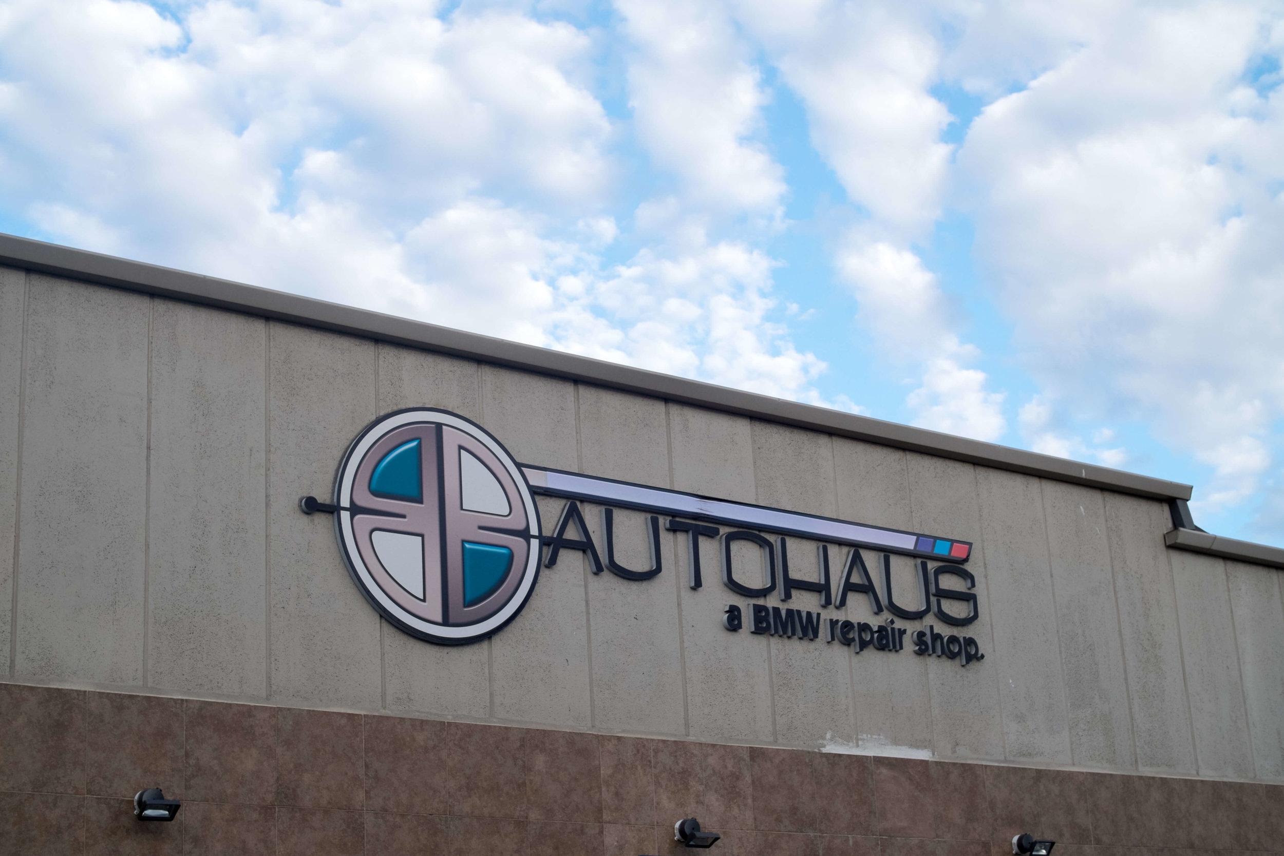 B and B Autohaus San Diego BMW repair shop