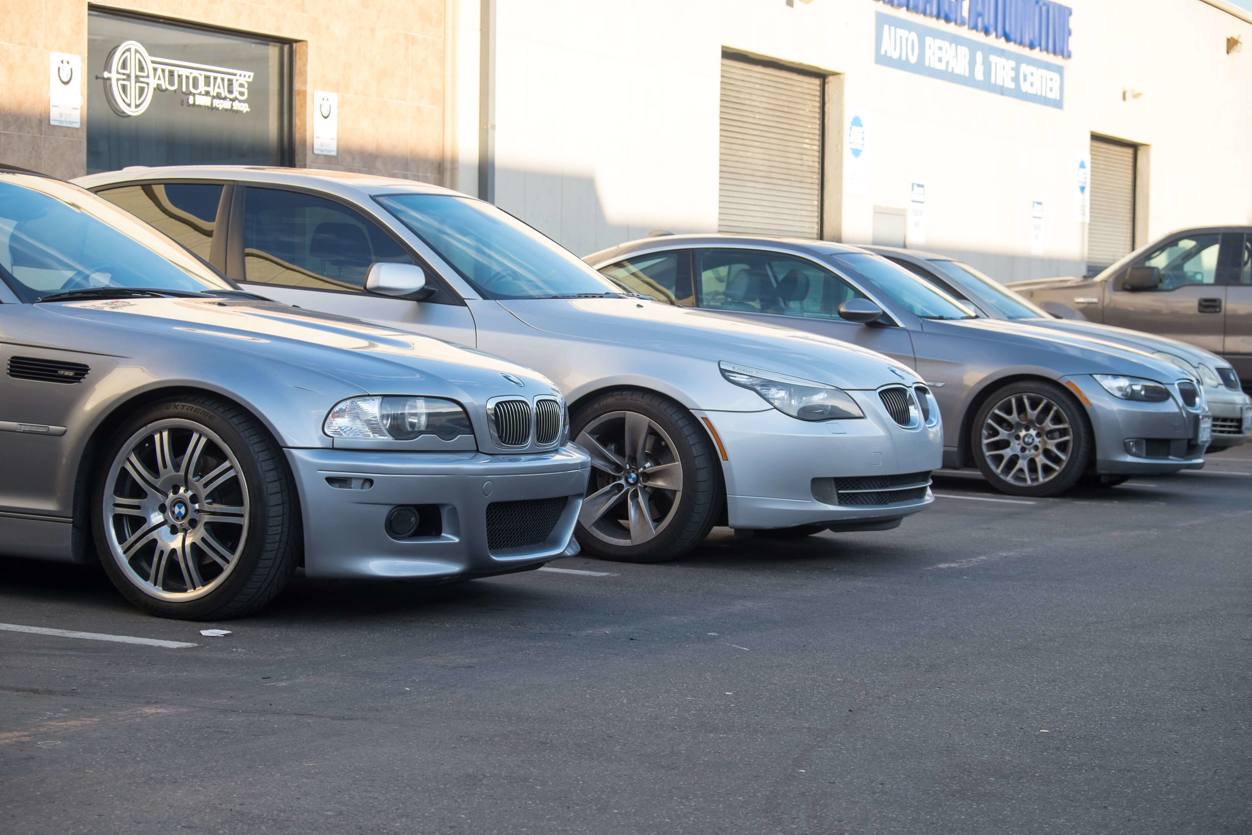About B and B Autohaus San Diego BMW repair shop