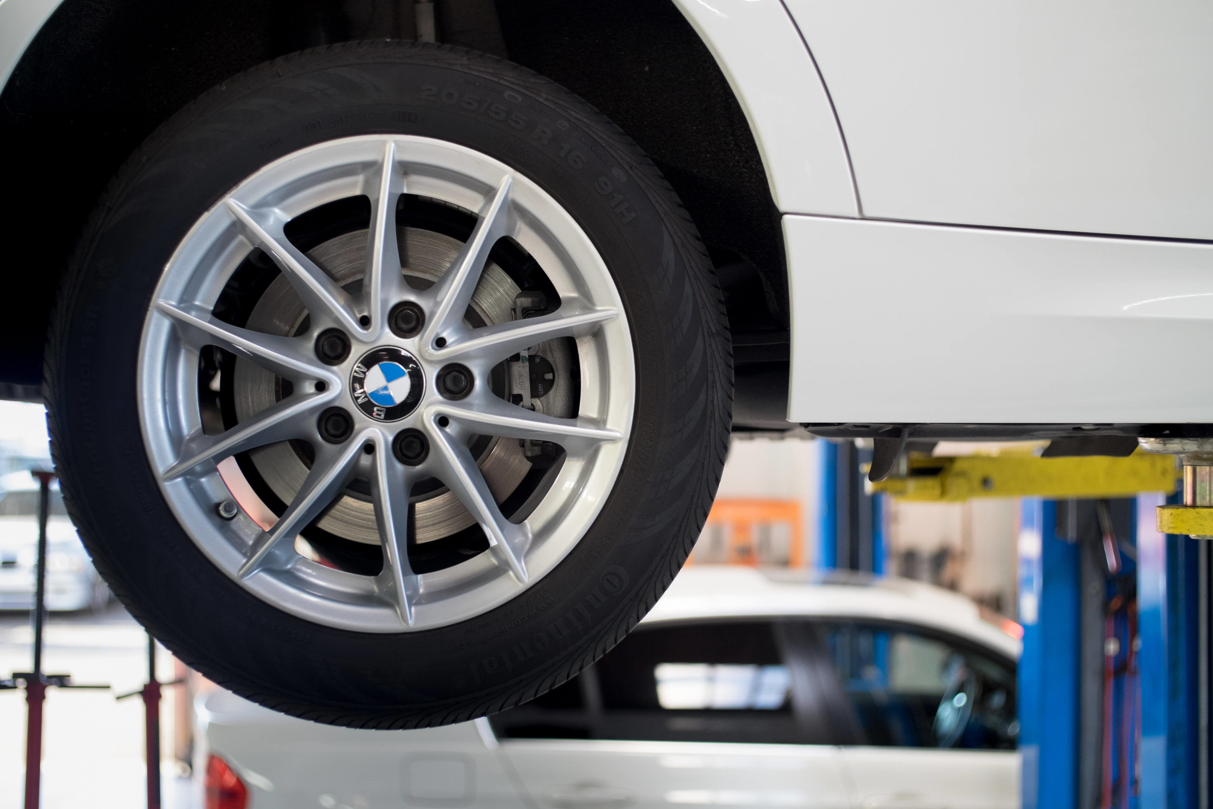 Service and Repair BMWs in San Diego with OEM parts