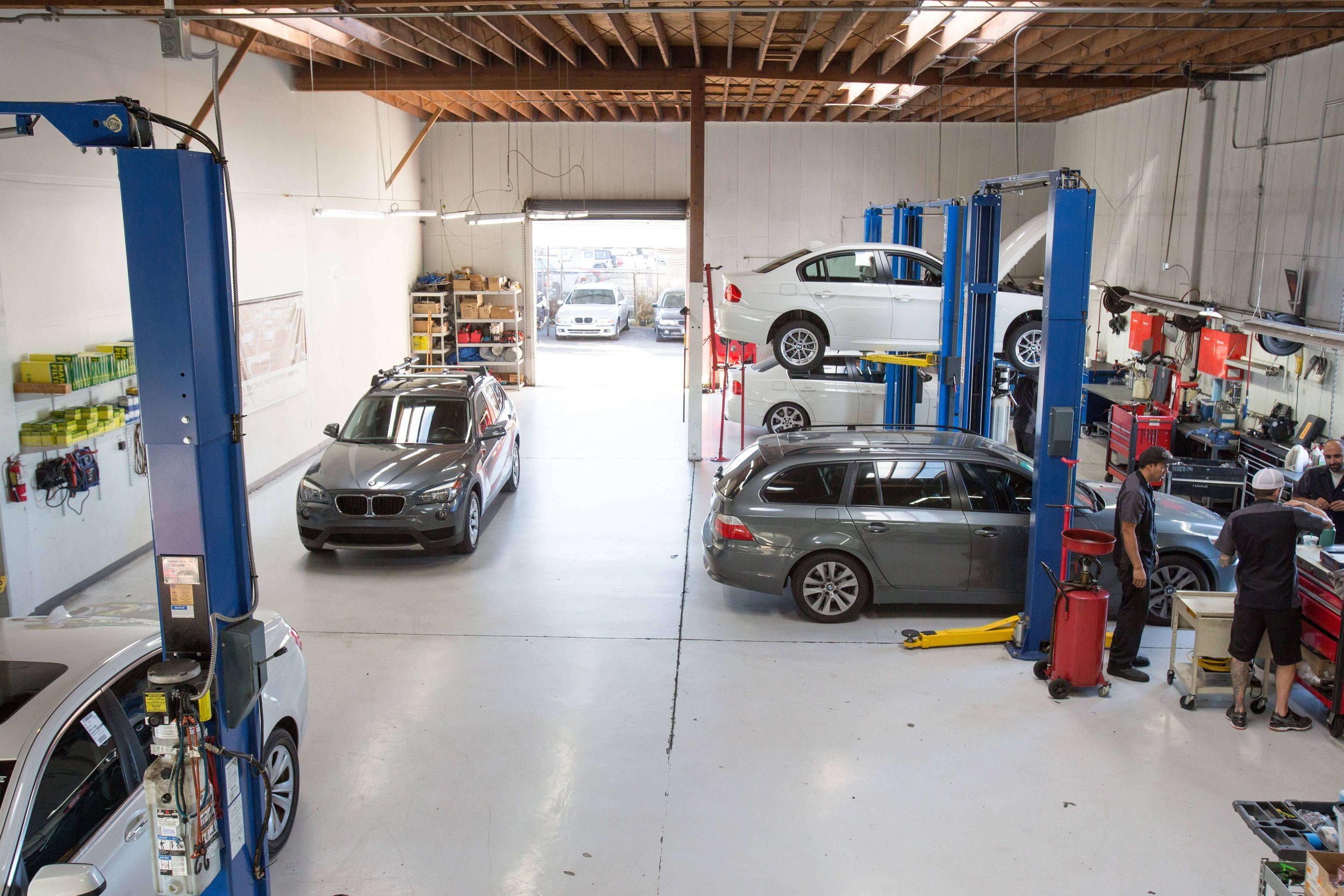 San Diego BMW Best Repair Shop & Service