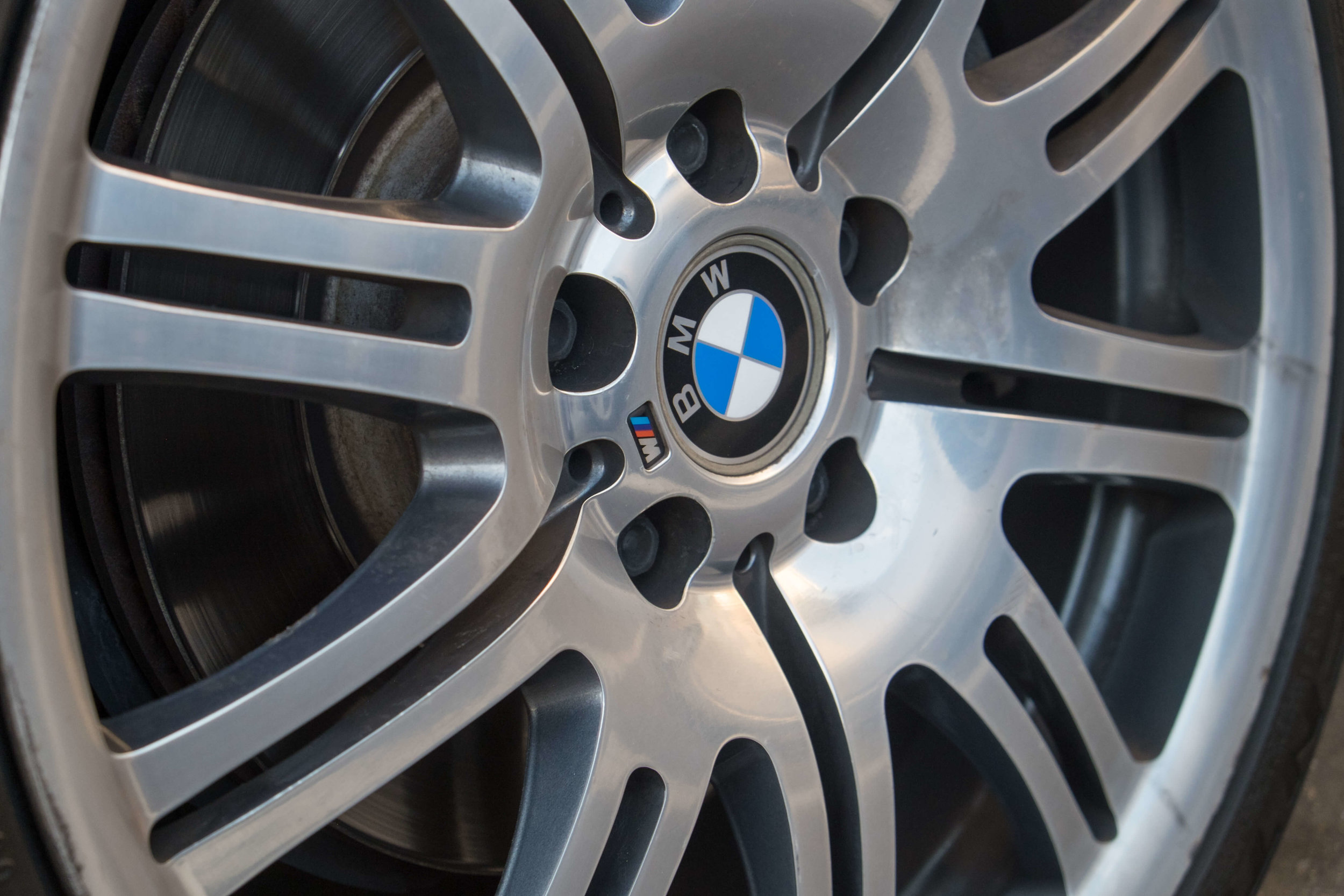 BMW Rims at B and B Autohaus