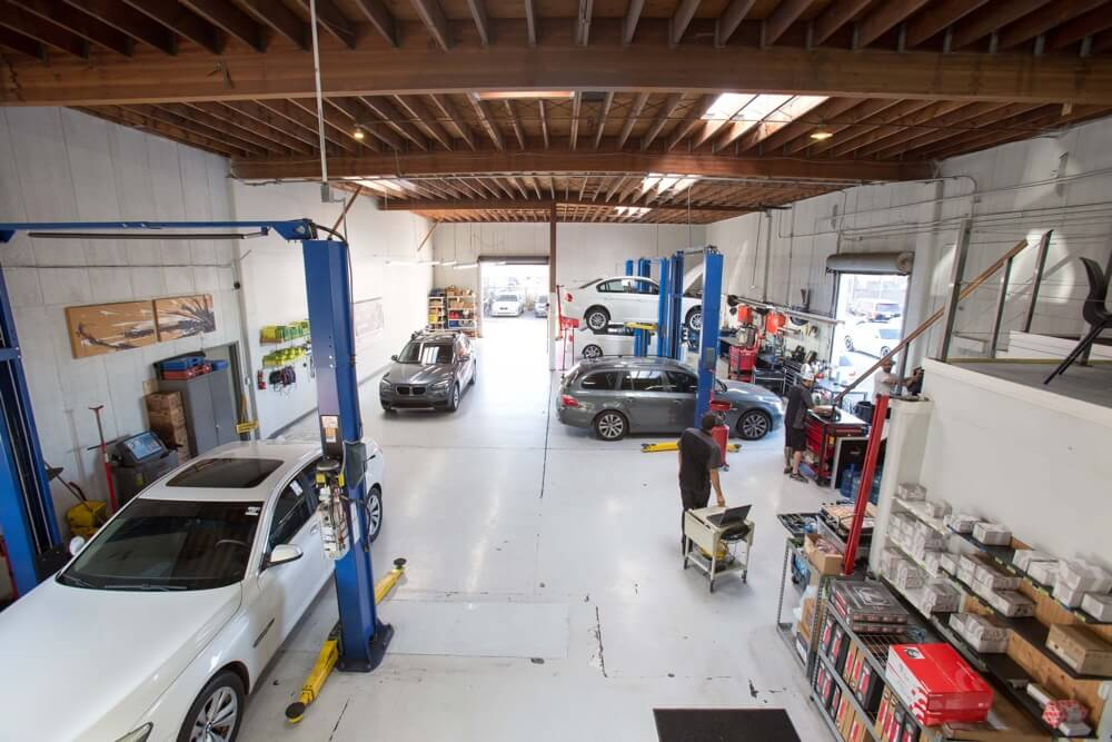 Get your BMW fixed at B and B Autohaus San Diego.