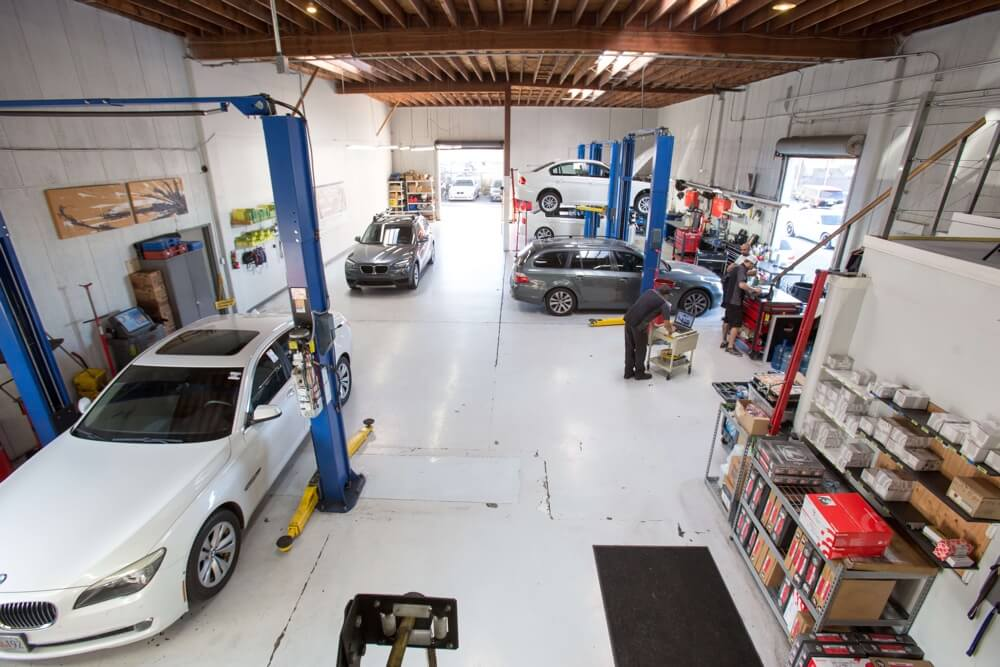 Replace your BMW head gasket at B and B Autohaus San Diego.