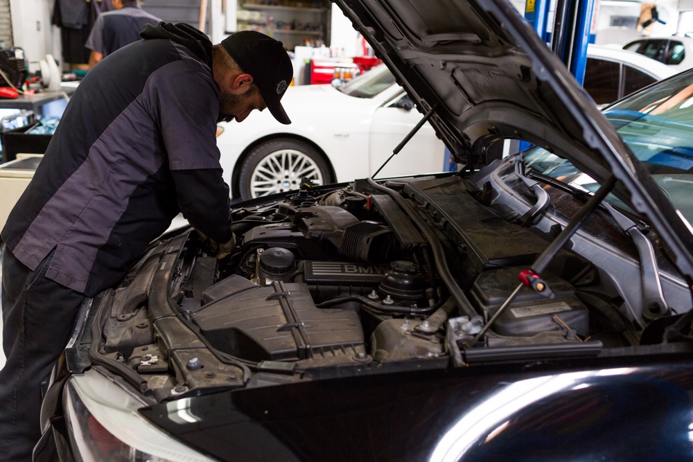 BMW Electrical Repairs at B and B Autohaus
