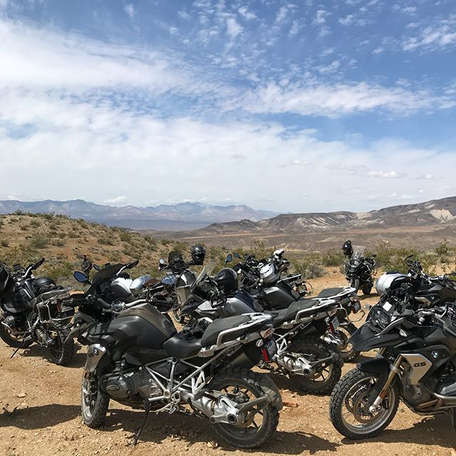 Fortunate to see some beautiful vistas while riding these great machines, but it's now time to eat sleep and get back to work. Thank you @rawhyde_adventures for a great trip and amazing food. Hope to see you in Colorado. #r1200gs #burroschmidttunnel #southerncalifornia #bmwmotorsport #bandbautohaus #rawhydeadventures @bandbautohaus