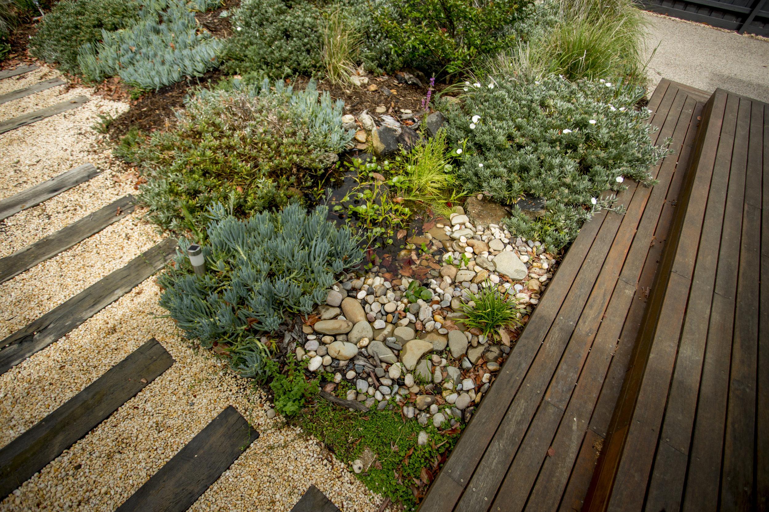 Topography Garden - Altona