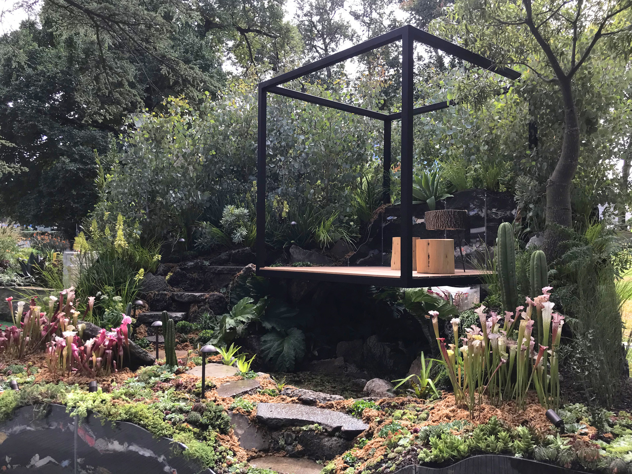 MIFGS - Melbourne International Flower and Garden Show — Landscape