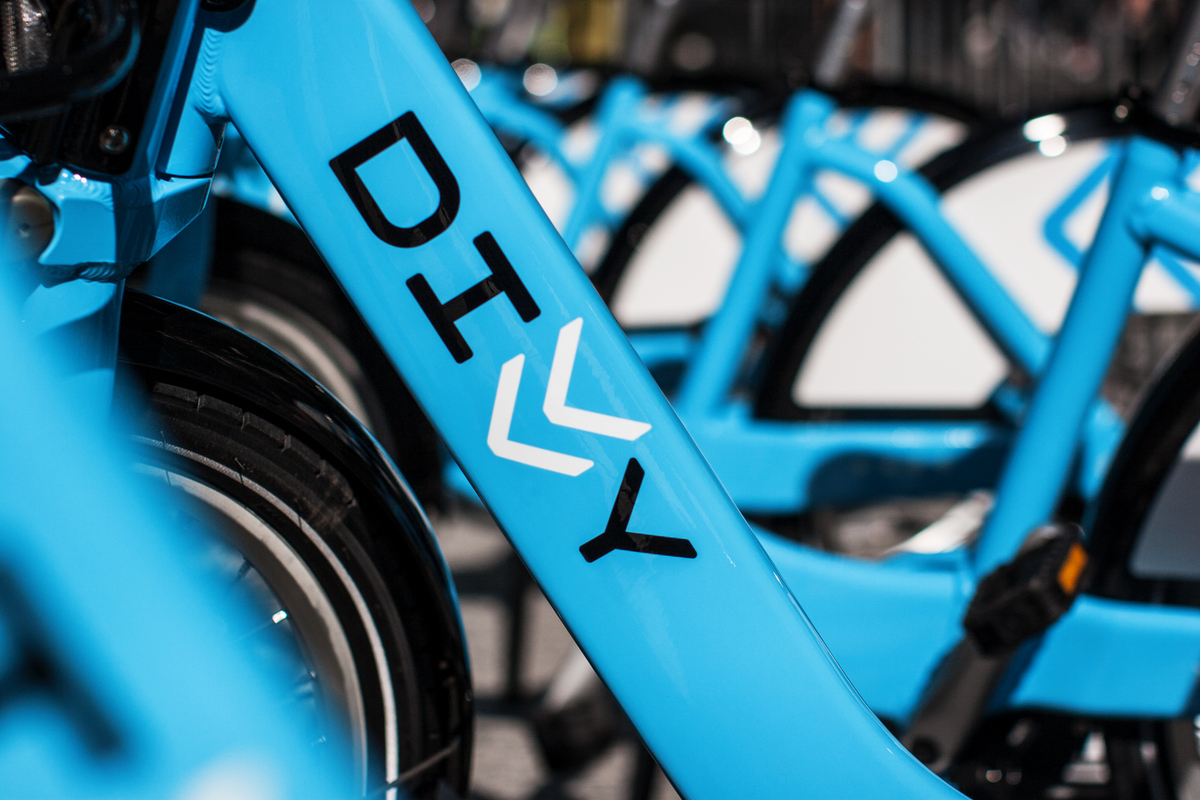 DIVVY - Chicago's bike share