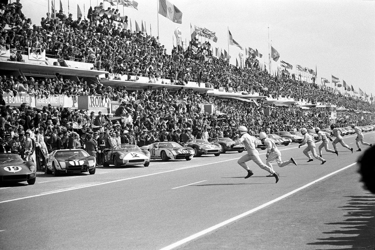 Francia, Le Mans, 1964.Foto: Rainer W. Schlegelmilch / Getty Images