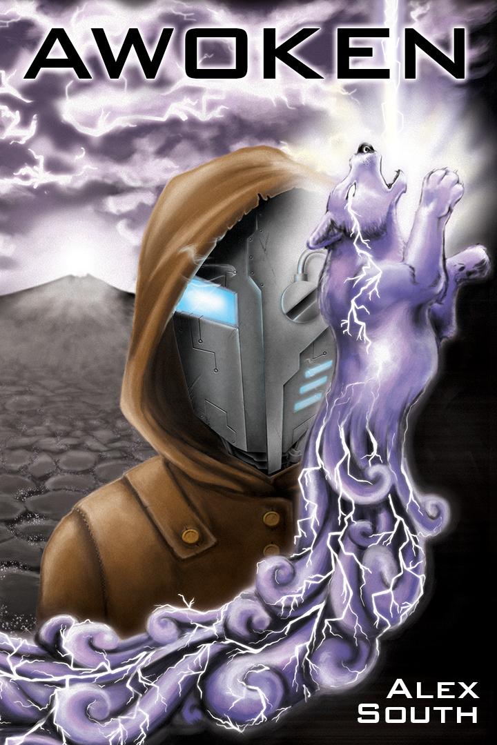 Awoken Book Cover