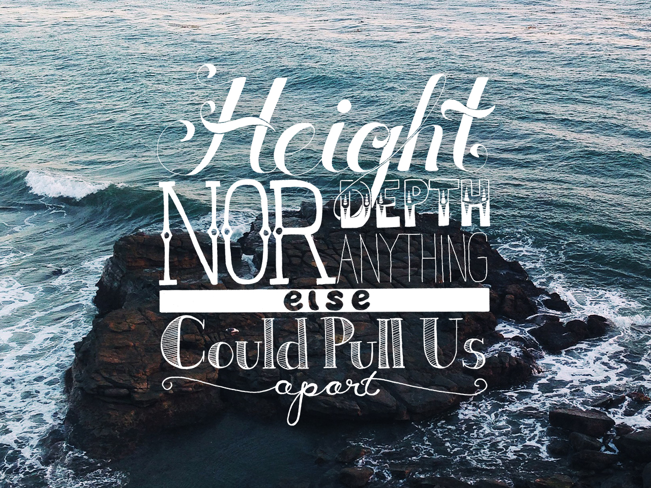 Height Nor Depth Wallpaper