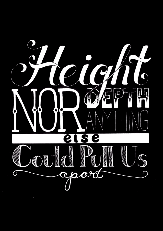 Height Nor Depth