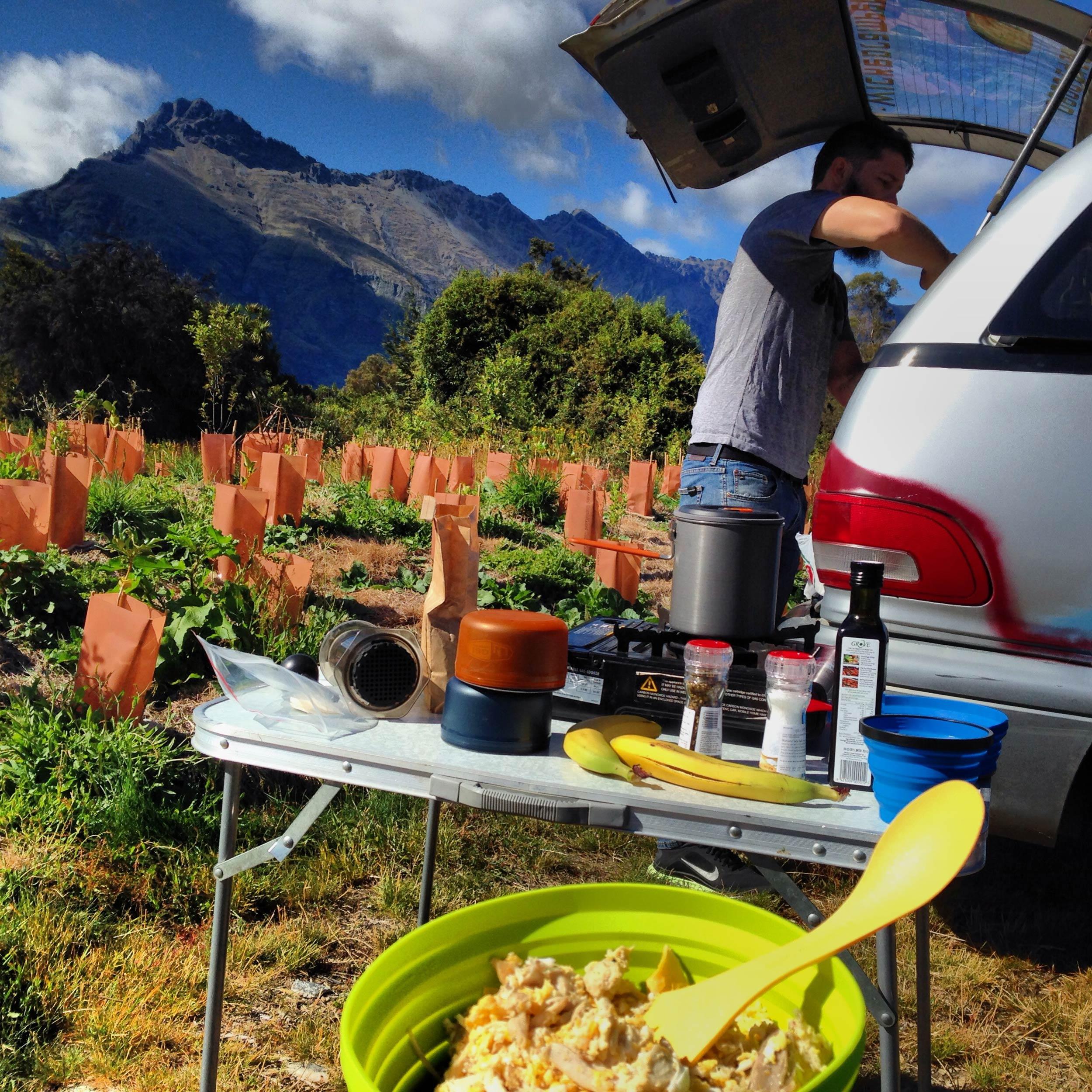 queenstown_12_mile_delta_campground_van_breakfast.jpg