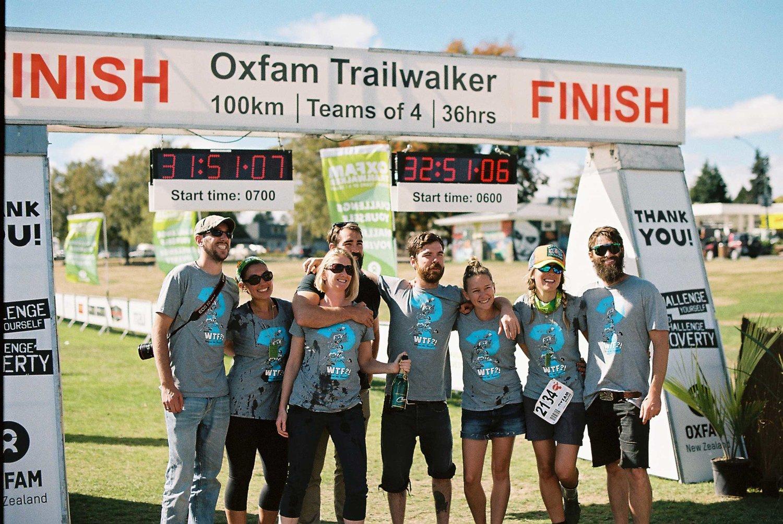 Oxfam Trailwalker, New Zealand