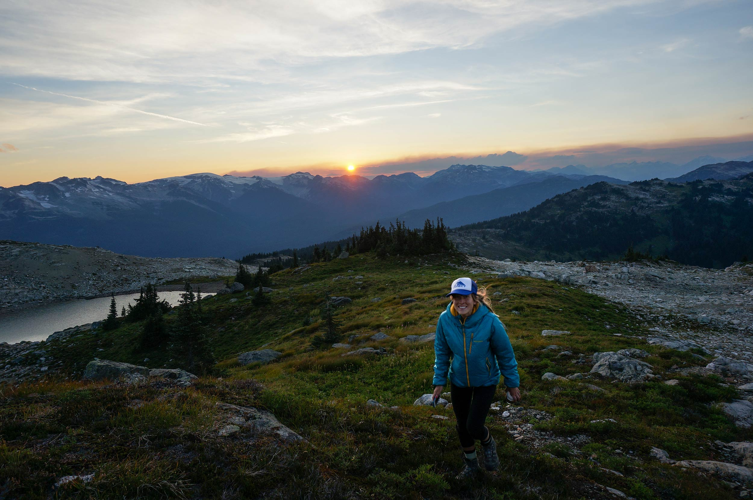 sproatt_alpine_trail_sunset_candice_walking.jpg