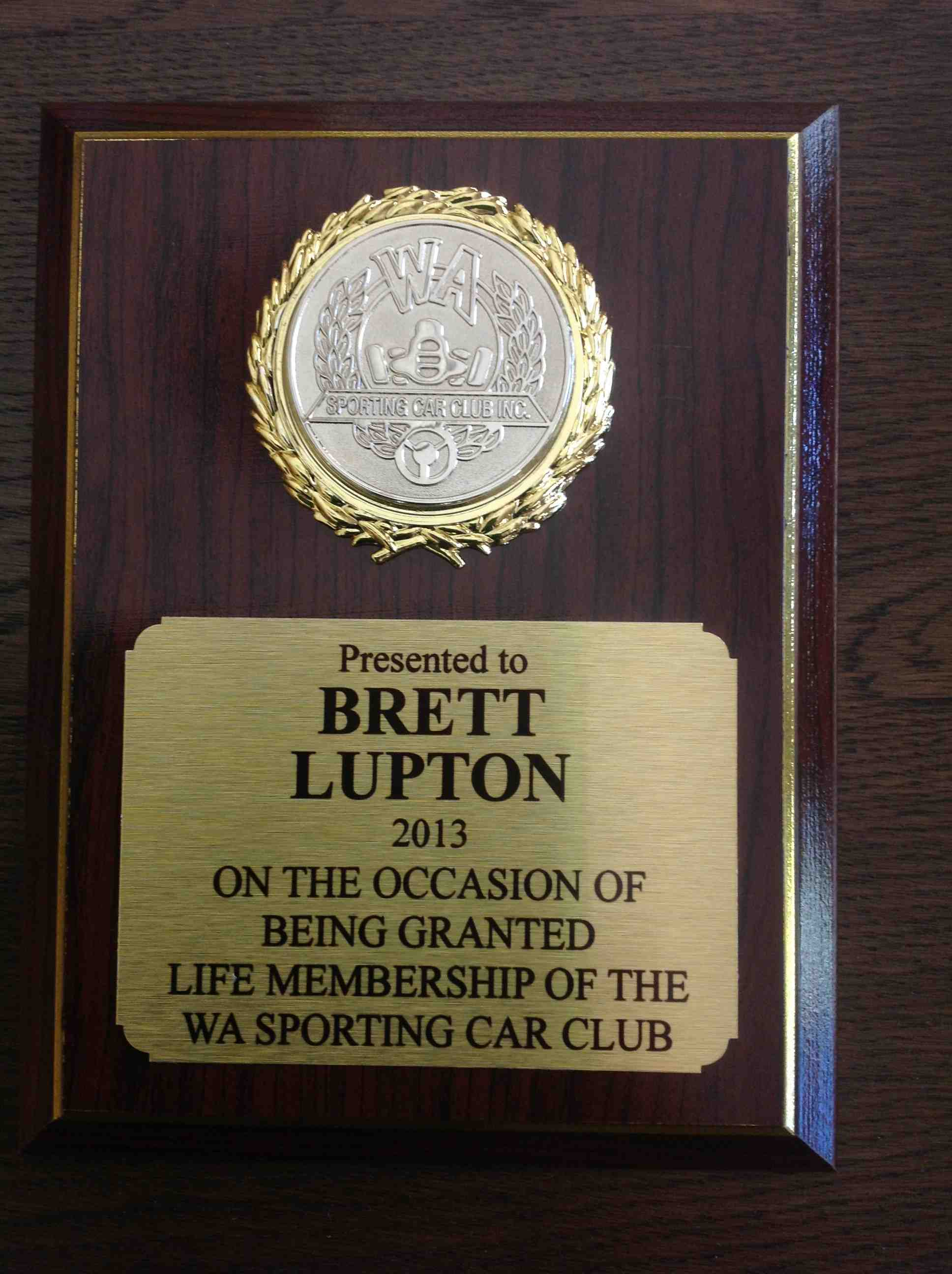 WA Sporting Car Club Life Membership for Brett Lupton.jpg