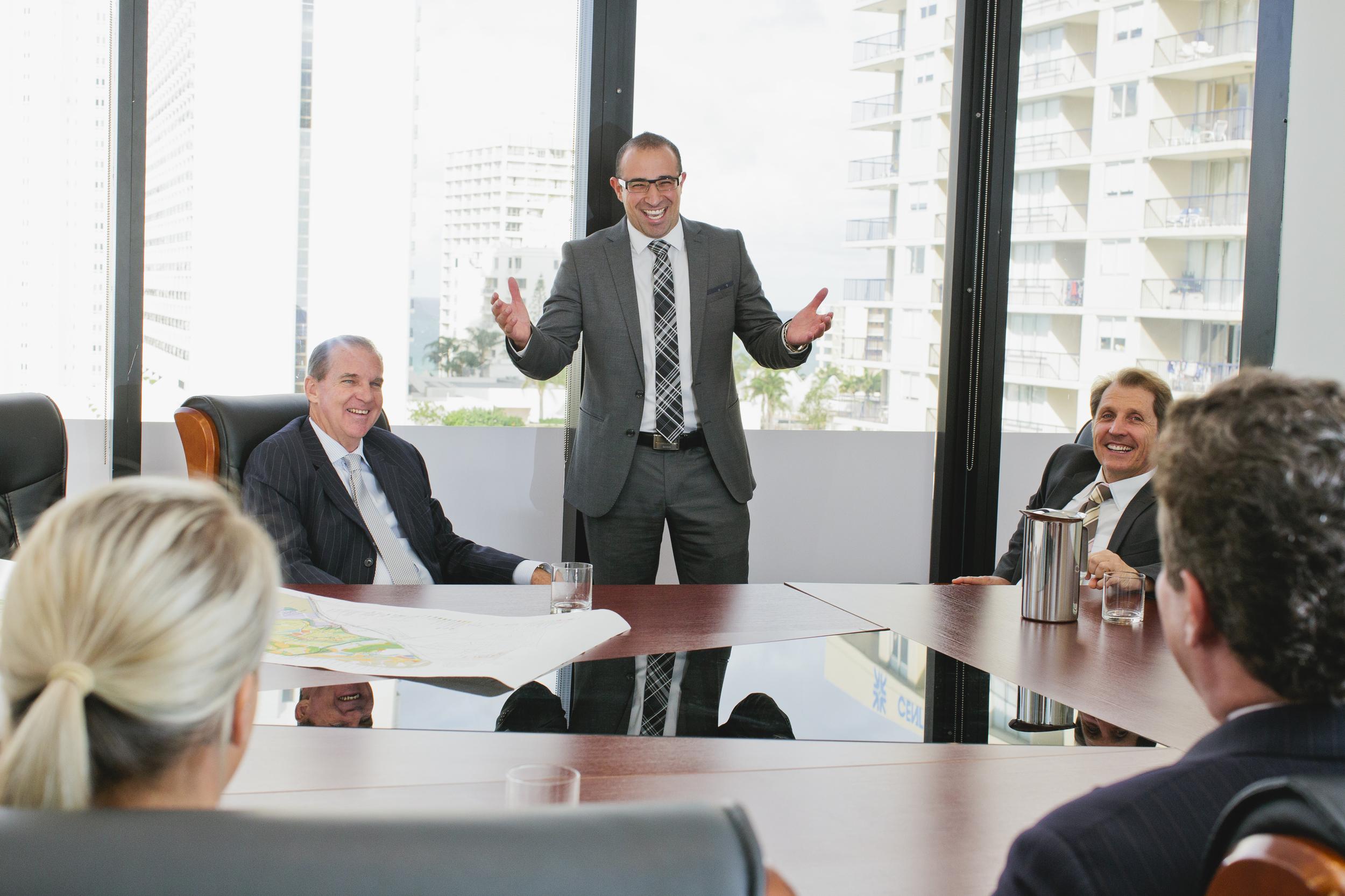 Ron Bakir CEO HomeCorp