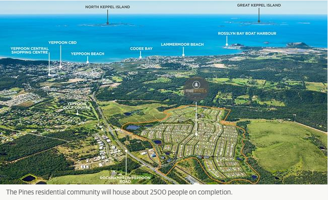 homecorp-thepines-ron-bakir-couriermail-pinapple-residential-community-completion
