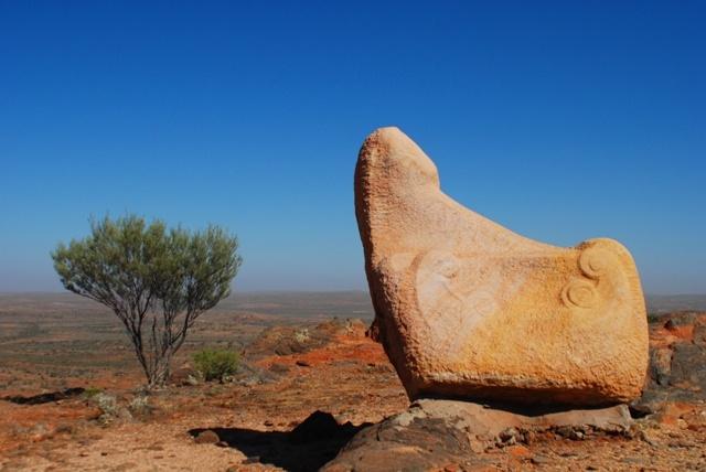 """Habitat"" - the Living Desert Sculpture Park"