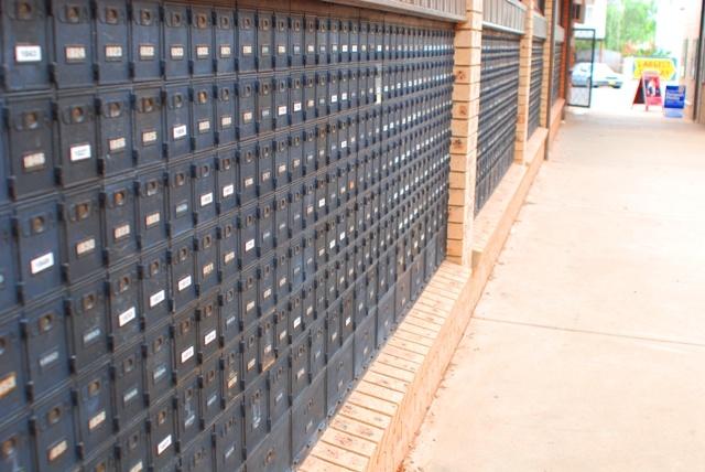 Lightning Ridge Post Office