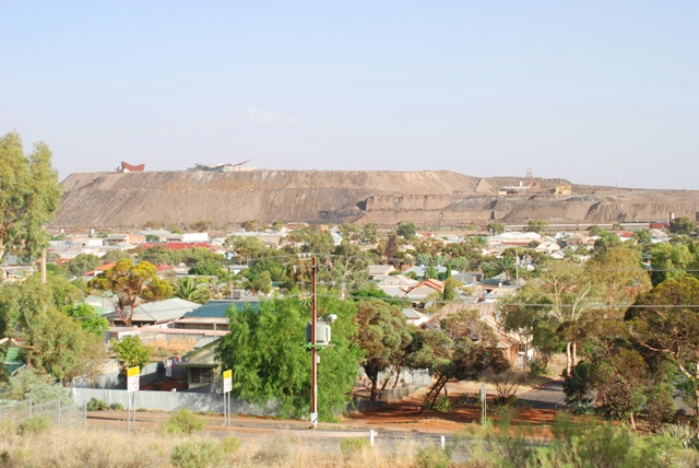 The line of lode, Broken Hill