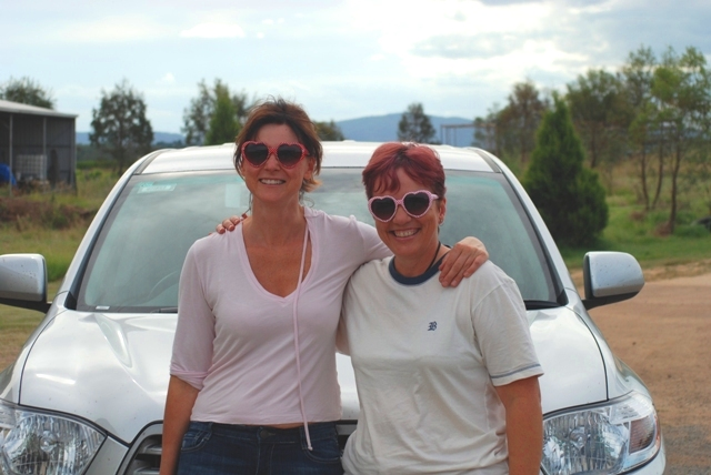 Thelma and Louise, Tenterfield