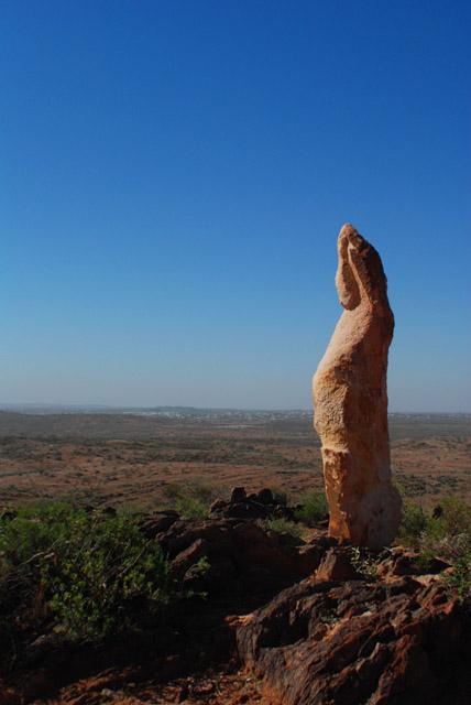 Thomasina - The Living Desert Sculpture Park