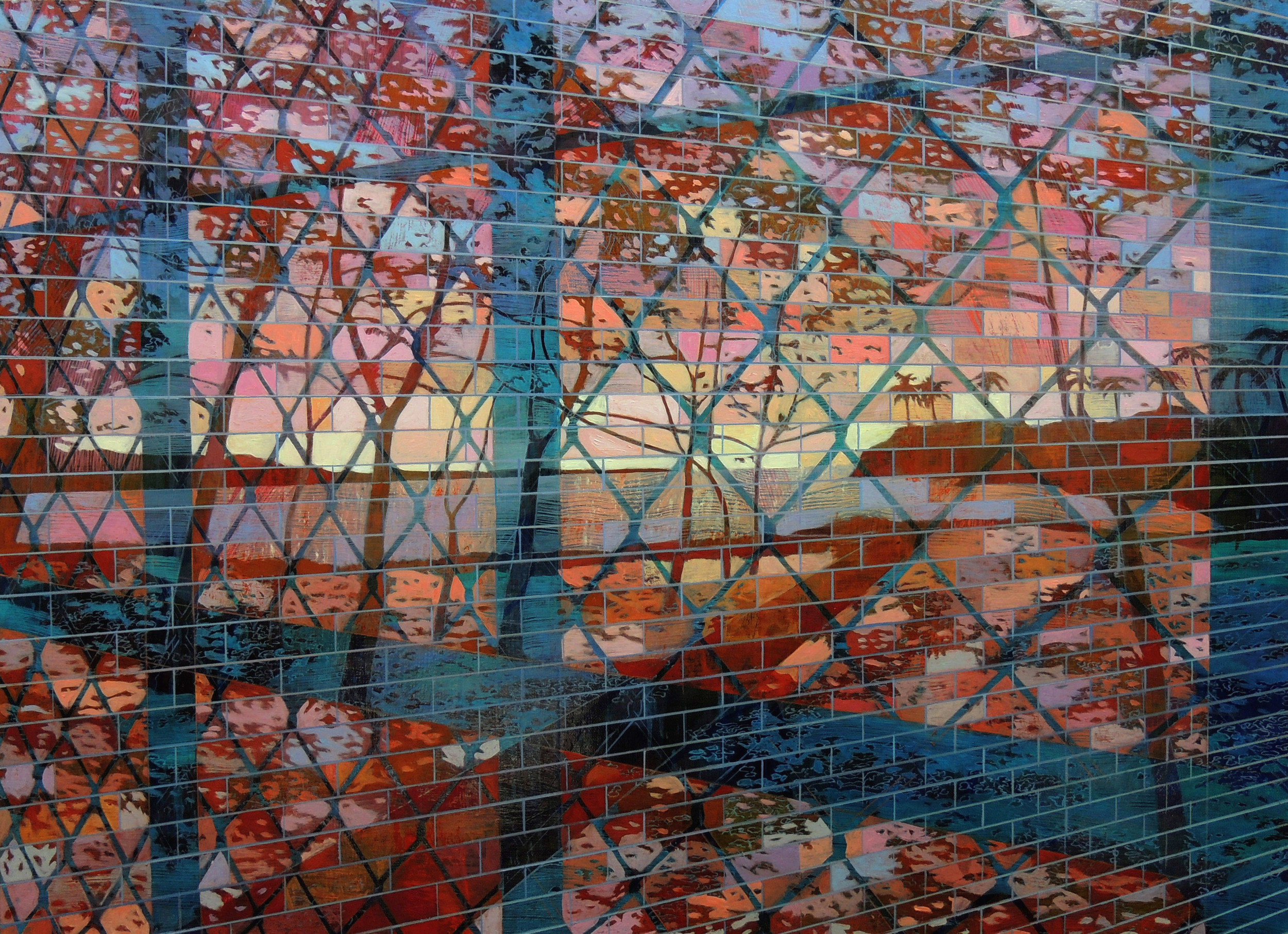 Isla Vista Beach   18 x 24  Oil On Canvas  2014