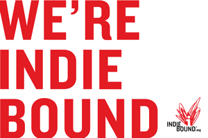 - Or buy book from an INDEPENDENT BOOKSTORE near you by clicking the INDIEBOUND banner here or at the bottom of this post.
